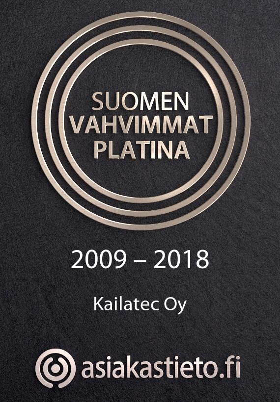 Suomen Vahvimmat - Platina 2009-2018