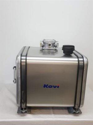 Alumiininen hydrauliikkaöljysäiliö paketti AH200L2X2