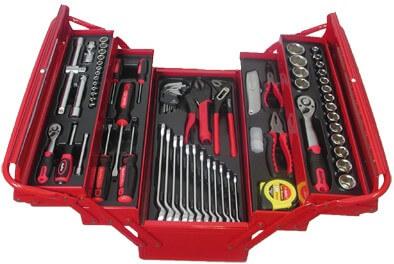 Ampro Työkalupakki työkaluilla T47131
