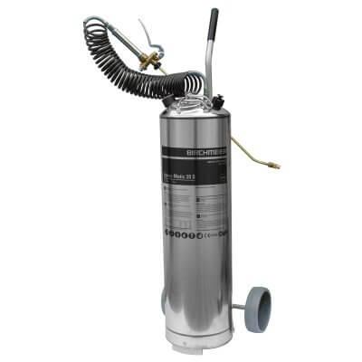 Birchmeier Spray-Matic 20S kuljetuskärryllä, paineilmaverkkoon