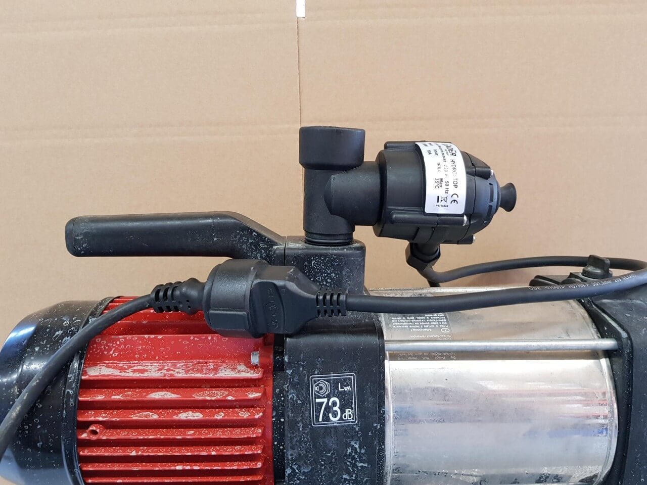 CLEN Kuivakäyntisuoja vesipumpulle - Kailatec Oy Verkkokauppa