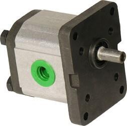 Hammaspyöräpumppu 2-sarja 8 l/min 1000 rpm