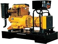 HATZ HZA3-2M41 400V 3-vaihe dieselaggregaatti
