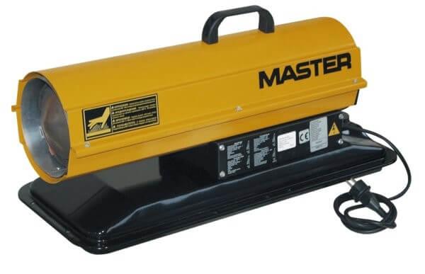 Master B 35 CED öljykäyttöinen kuumailmapuhallin