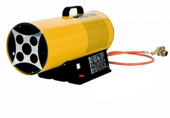 Master BLP 17 MDC Akkukäyttöinen kaasulämmitin - Kailatec Oy Verkkokauppa