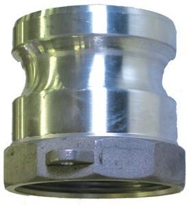 Nokkavipuliitin A (Alumiini)