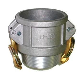 Nokkavipuliitin B (Alumiini)