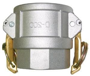 Nokkavipuliitin D (Alumiini)