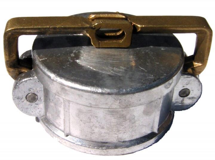 Nokkavipuliitin DC (Alumiini)