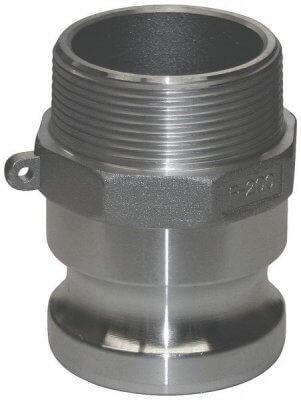 Nokkavipuliitin F (Alumiini)
