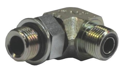 ORFS-BSP 90° kulmalähtöliitin ulkokiertein