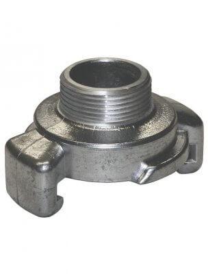Palopostiliitin ulkokierre alumiini
