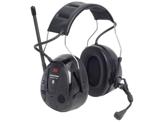 Peltor MRX21A2WS6 Langaton Bluetooth/Phone Headset WS XP Alert - päälakisangalla