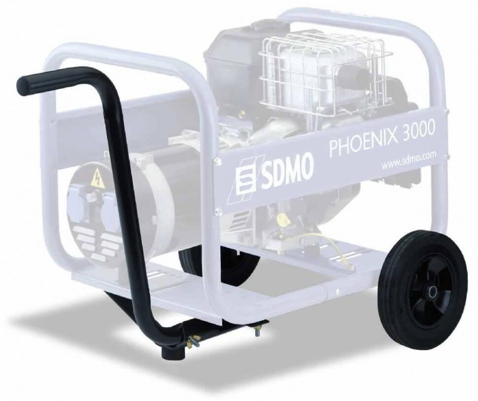 SDMO R06 pyöräsarja