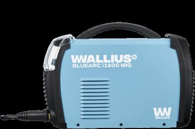Wallius BlueArc i1800 puikko- ja mig/mag-hitsausinvertteri