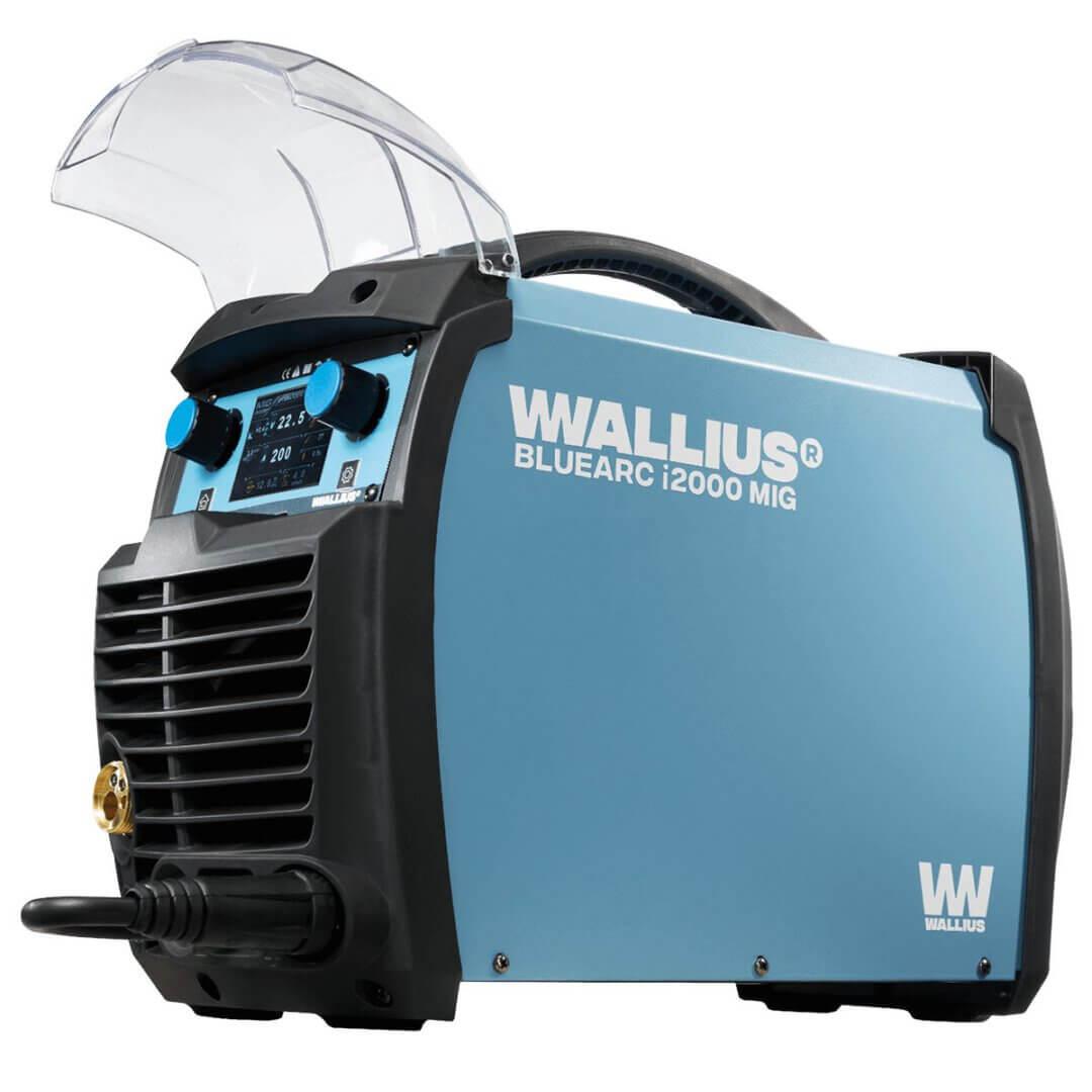 Wallius BlueArc i2000 puikko- ja mig/mag-hitsausinvertteri