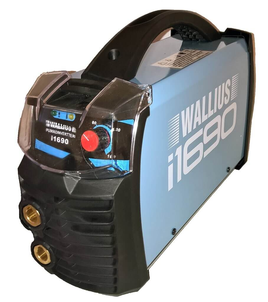 Wallius i1690 Puikkohitsausinvertteri - Kailatec Oy Verkkokauppa