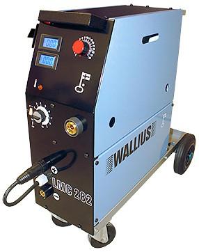 Wallius LMC 282 Mig/Mag Puoliautomaatti