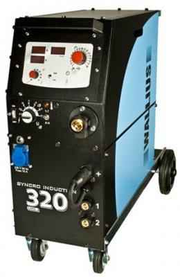 Wallius LMC 320 MIG/MAG puoliautomaatti