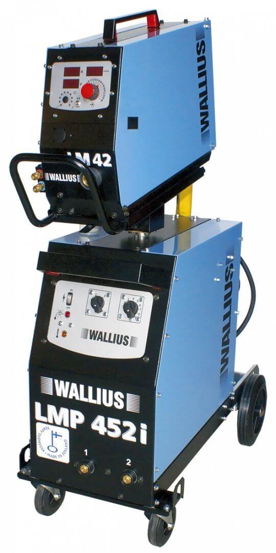 Wallius LMP 452i - Kailatec Oy Verkkokauppa