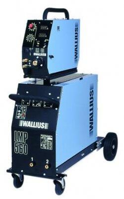 Wallius LMP 560 W vesijäähdytteinen