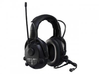ZEKLER Kuulonsuojain 412RDB, Bluetooth + Radio