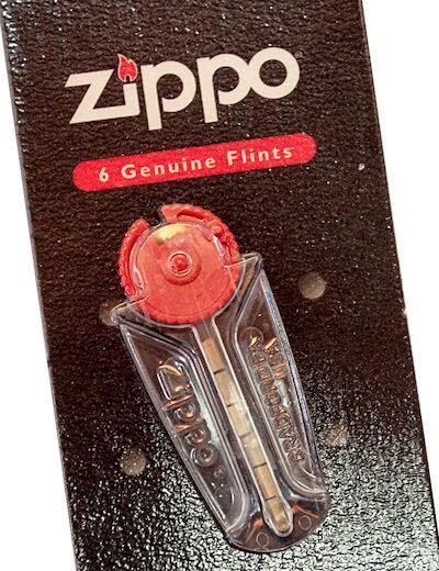 Zippo Kivi (6 kiveä paketissa)